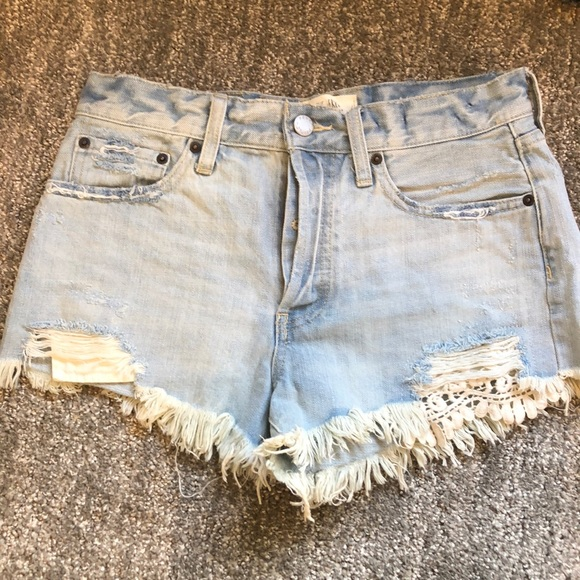 Free People Pants - Free People adorable shorts !  27